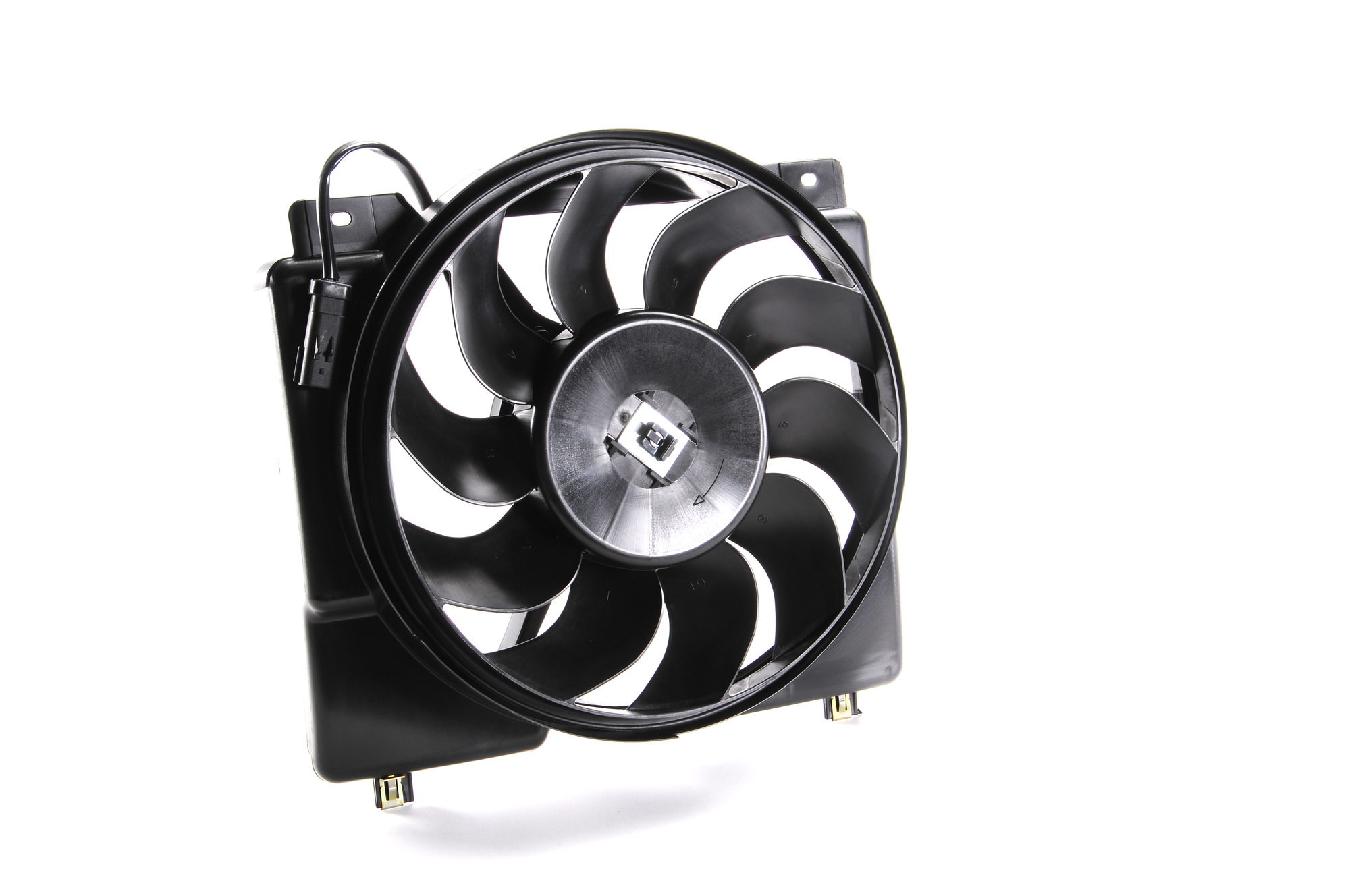 Auxiliary Fan Assembly