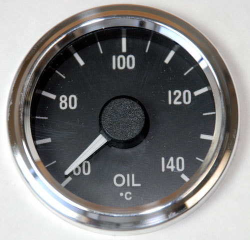 Oil Temp Gauge