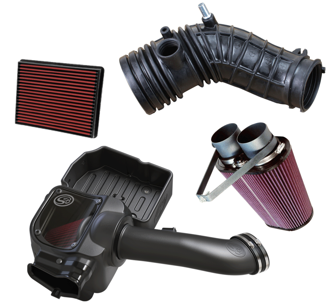 234Parts Air Intake