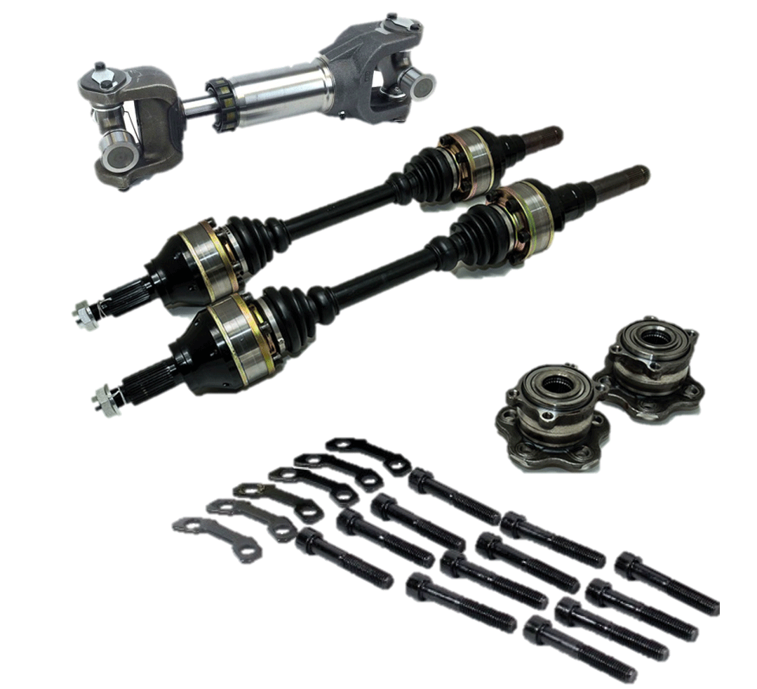 234Parts Driveshaft Axle