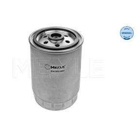 MEYLE Fuel filter  Pre-filter, Screw-on Filter ORIGINAL Quality