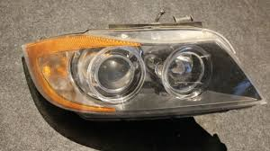 CLEAN USED HEADLIGHT