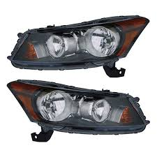 TAIWAN Headlight -  Honda 2003-2008 Accord