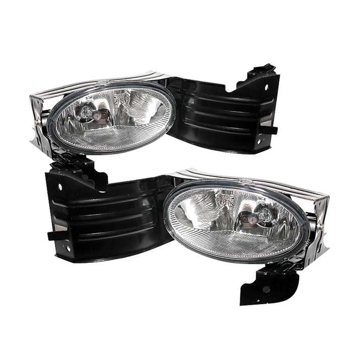 TYC Fog Light -  Acura 2002-2006 RSX, 2004-2005 TSX, Honda 1998-2007 Accord, 2002-2006 CR-V, 2002-2008 Civic, 2009-2014 Fit, 2010-2014 Insight
