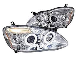 NEW TYC HEADLIGHT