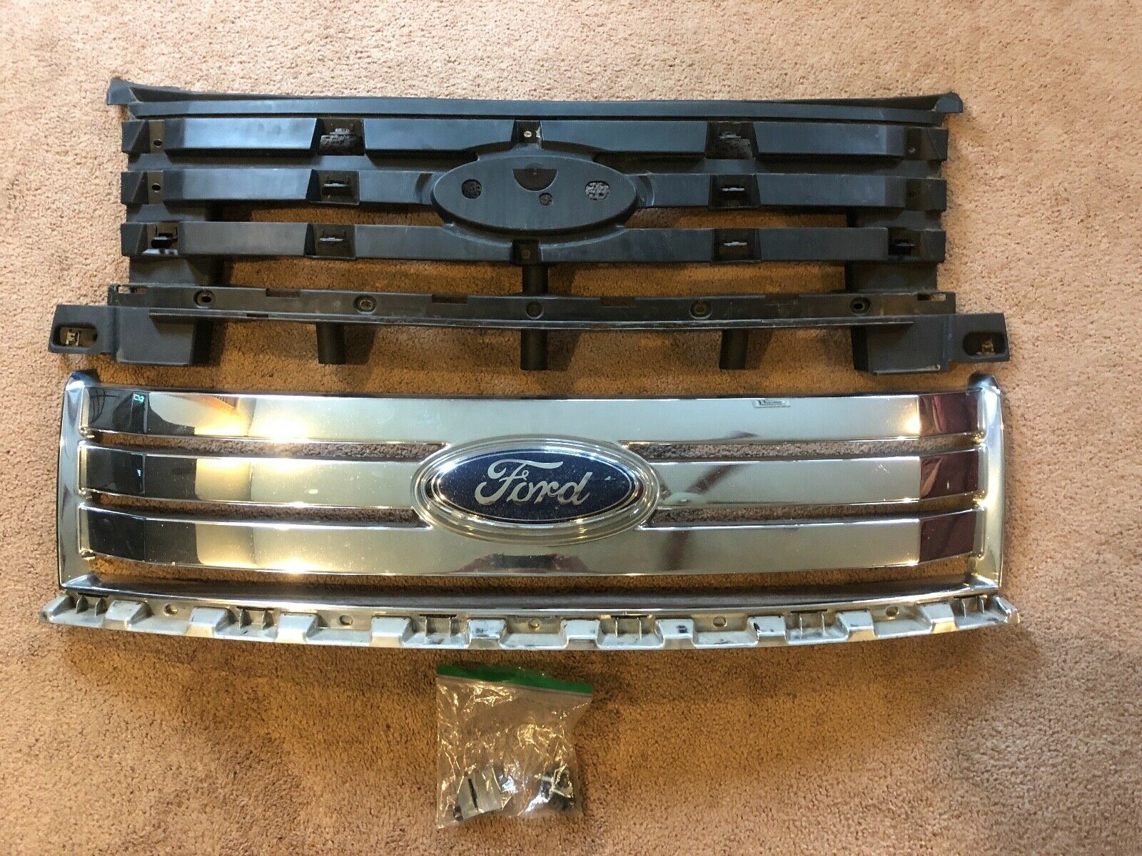 USED Grille -  Ford 2011-2014 Explorer