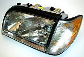 EUROPE USED HEADLIGHT