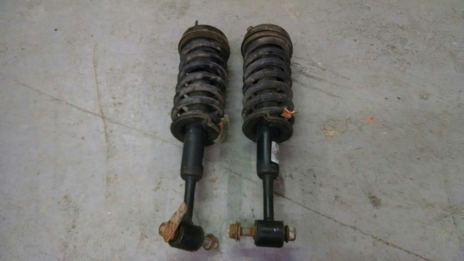 AMERICAN USED SHOCK ABSORBER