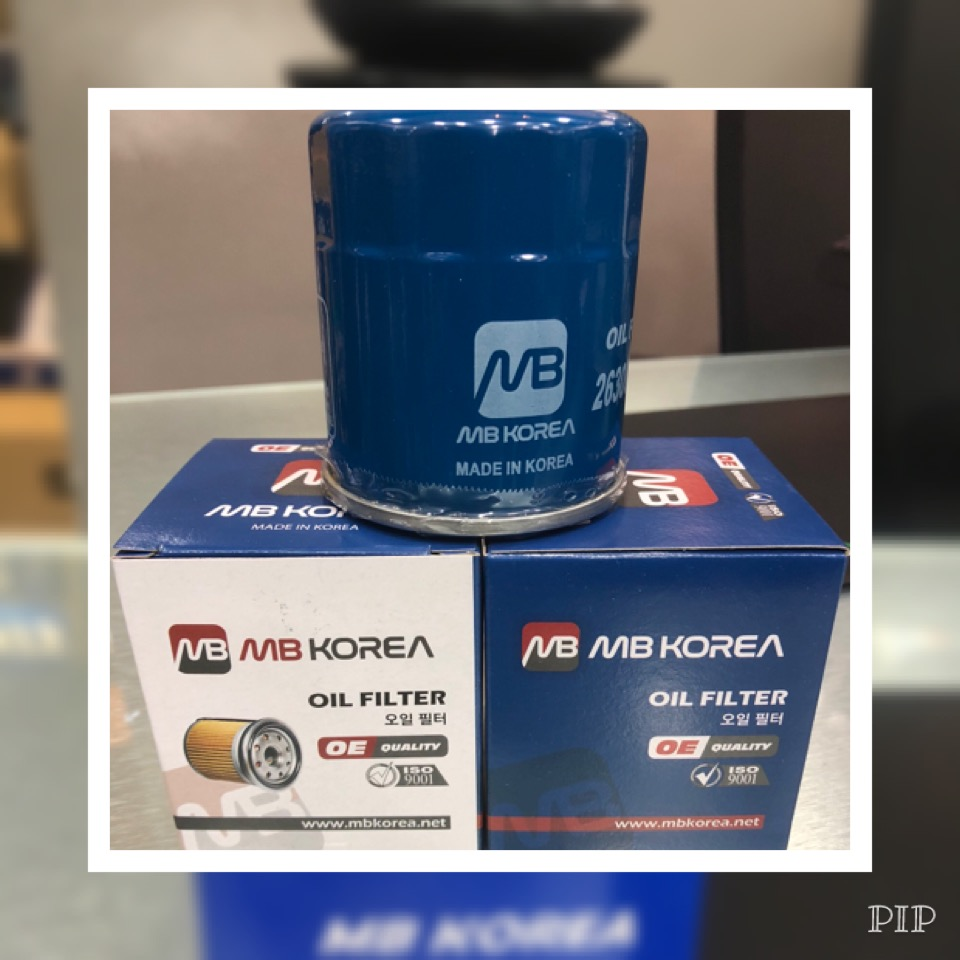 MB KOREA Oil Filter -  Dodge 2007-2009 Sprinter 2500, 2007-2009 Sprinter 3500, Jeep 2007-2009 Grand Cherokee, Mercedes Benz 2007-2009 E320, 2011-2013 E350, 2007-2009 GL320, 2010-2014 GL350, 2007-2009 ML320, 2010-2014 ML350, 2007-2009 R320, 2010-2013 R350, 2012-2013 S350, 2010-2014 Sprinter 2500, 2010-2014 Sprinter 3500