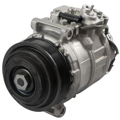 USED A/C Compressor -  Honda 2008-2012 Accord, 2010-2011 Accord Crosstour, 2012 Crosstour