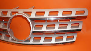 EUROPE USED FRONT GRILL