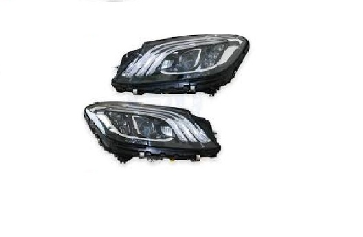 DEPO Headlight -  Mercedes Benz 2008-2009 ML320, 2008-2011 ML350, 2010-2011 ML450, 2008-2011 ML550, 2008-2011 ML63 AMG