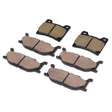 NEW Brake Pad Set -  Mercedes Benz 2007-2009 E350, 2007-2009 E550, 2005-2011 G55 AMG, 2007-2009 GL320, 2010-2012 GL350, 2007-2012 GL450, 2008-2012 GL550, 2007-2009 ML320, 2006-2011 ML350, 2010-2011 ML450, 2006-2007 ML500, 2008-2011 ML550, 2007-2009 R320, 2006-2013 R350, 2006-2007 R500