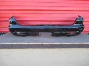 CLEAN USED REAR BUMPER