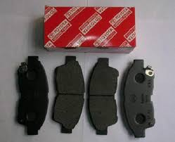 SUPERFIT Brake Pad Set -  Toyota 2001-2014 Corolla