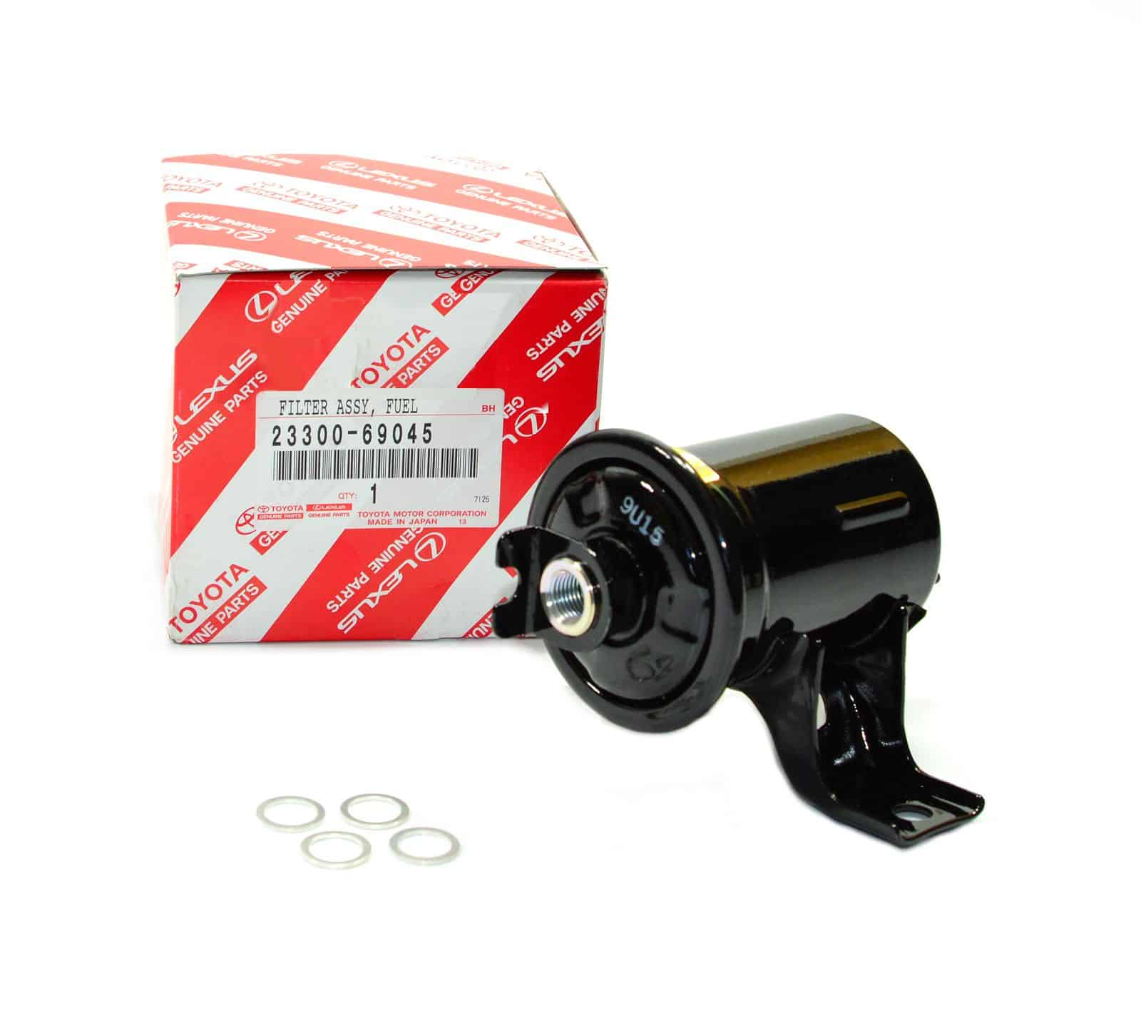 Genuine Toyota Fuel Filter