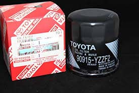TOYOTA Oil Filter -  Toyota 2005 Camry, 2006 Corolla