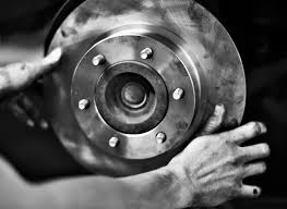 TESTED BRAKE DISC WITH HUB