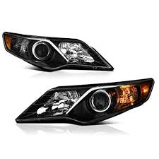 DEPO Headlight -  Mercedes Benz 2014 E250, 2014 E400, 2014 E550, 2014 E63 AMG, 2014 E63 AMG S
