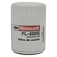 CONFIRMED NEW OIL FILTER