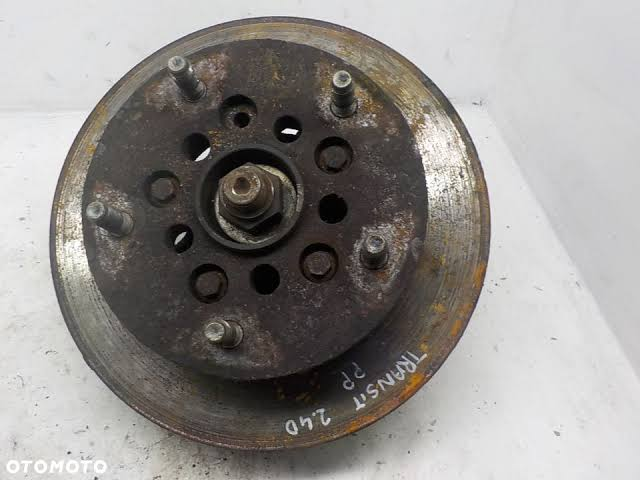 FAIRLY USED DISC & BRAKE