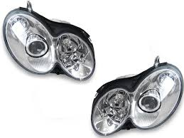 DEPO Headlight -  Mercedes Benz 2012-2014 ML350, 2012-2014 ML550, 2012-2014 ML63 AMG
