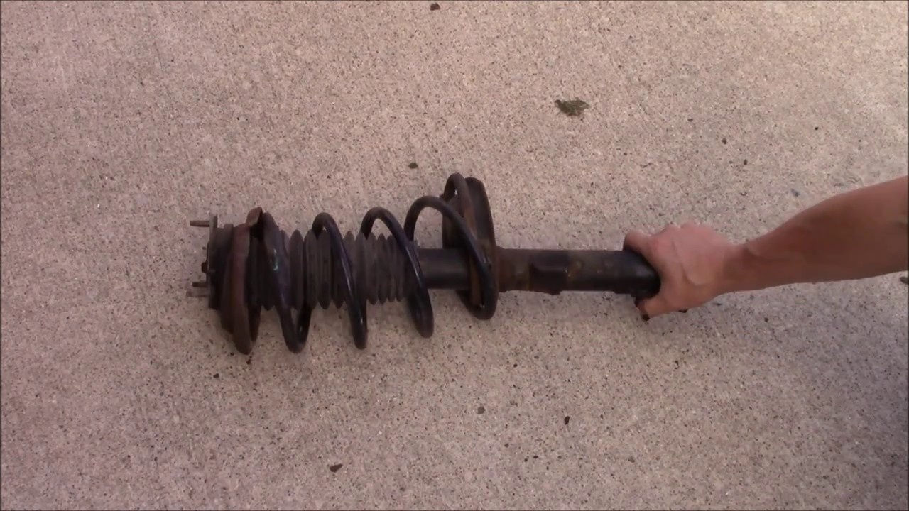 AMERICAN USED FRONT  SHOCK ABSORBER