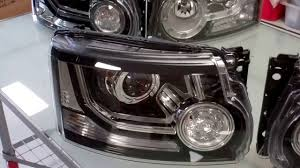 EUROPE USED HEADLIGHT  SET