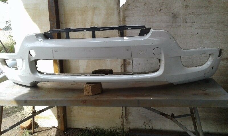 CLEAN USED FRONT BUMPER