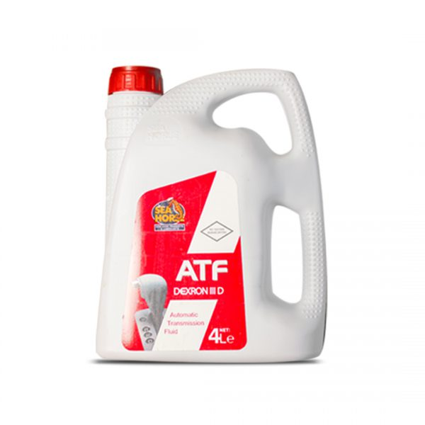 GENUINE SEAHORSE ATF DEXTRON III TRANSMISSION FLUID (4 LITRES )