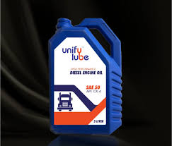 ORIGINAL UNIFY LUBE SUPER 500 ENGINE OIL (5  LITRE)