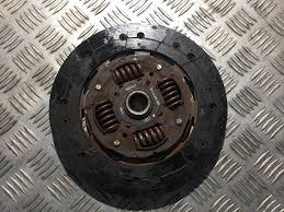 FAIRLY USED AMERICAN CLUTCH DISC