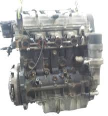 FAIRLY USED COMPLETE ENGINE