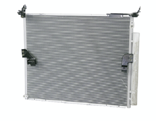 CLEAN USED AC CONDENSER
