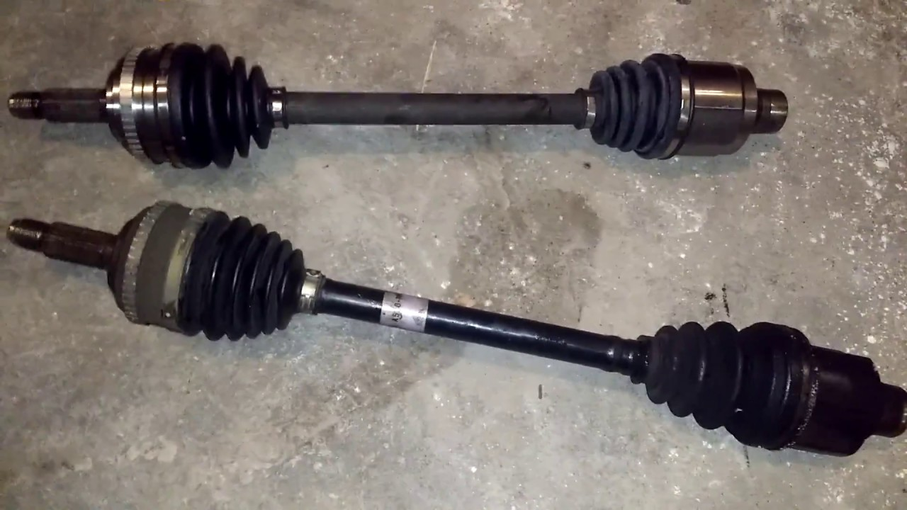 USED Axle Shaft -  Land Rover 2006-2010 Range Rover Sport