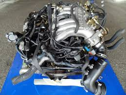 CLEAN USED AMERICAN COMPLETE ENGINE