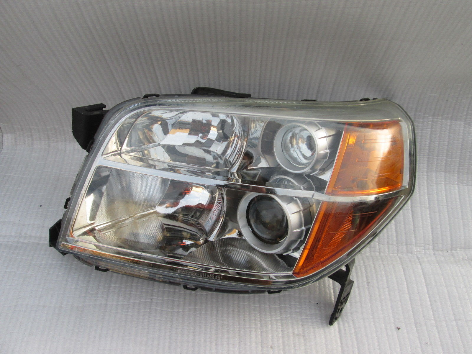CLEAN USED PILOT 2008 HEADLIGHT SET