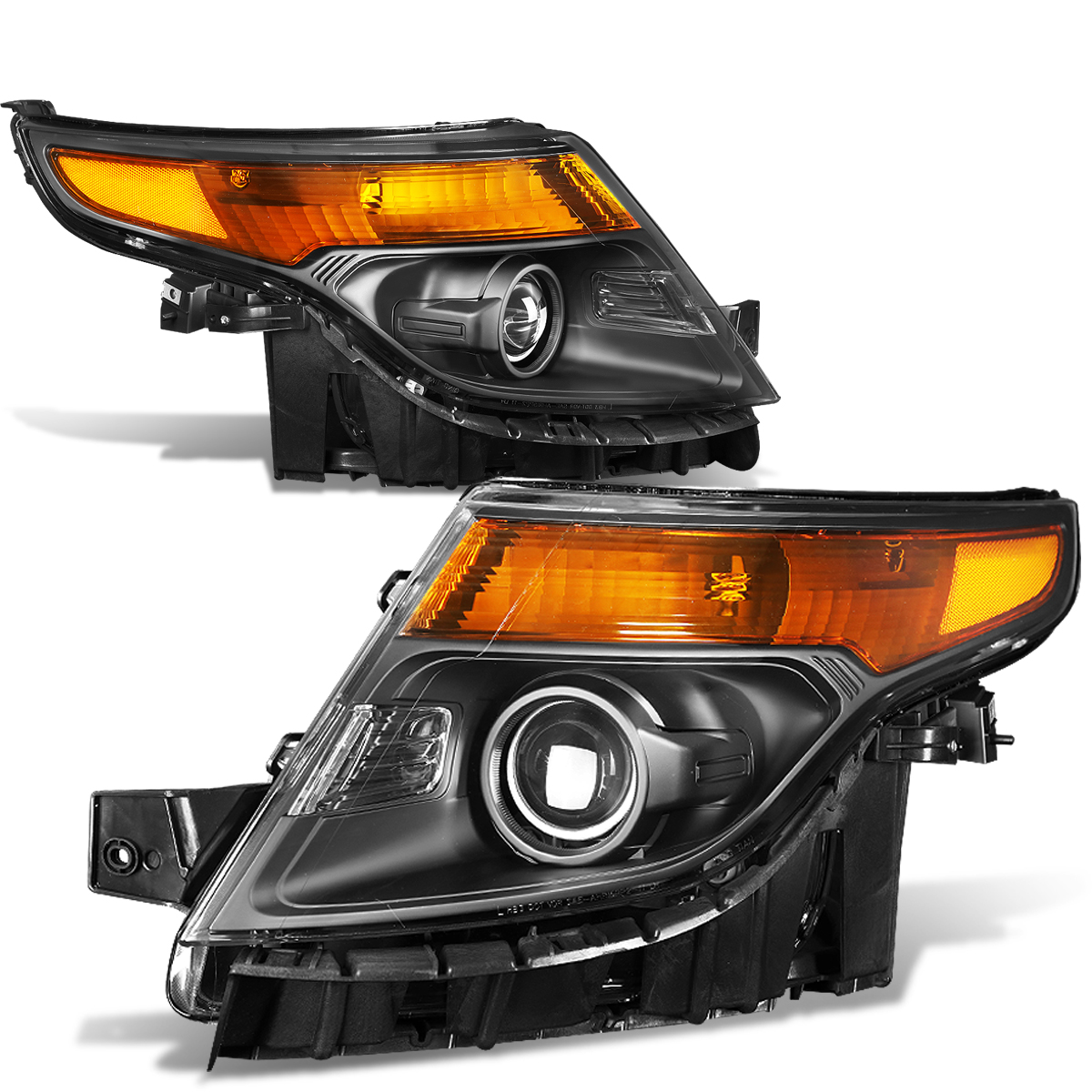 HEADLIGHT SET - FORD EXPLORER 2012