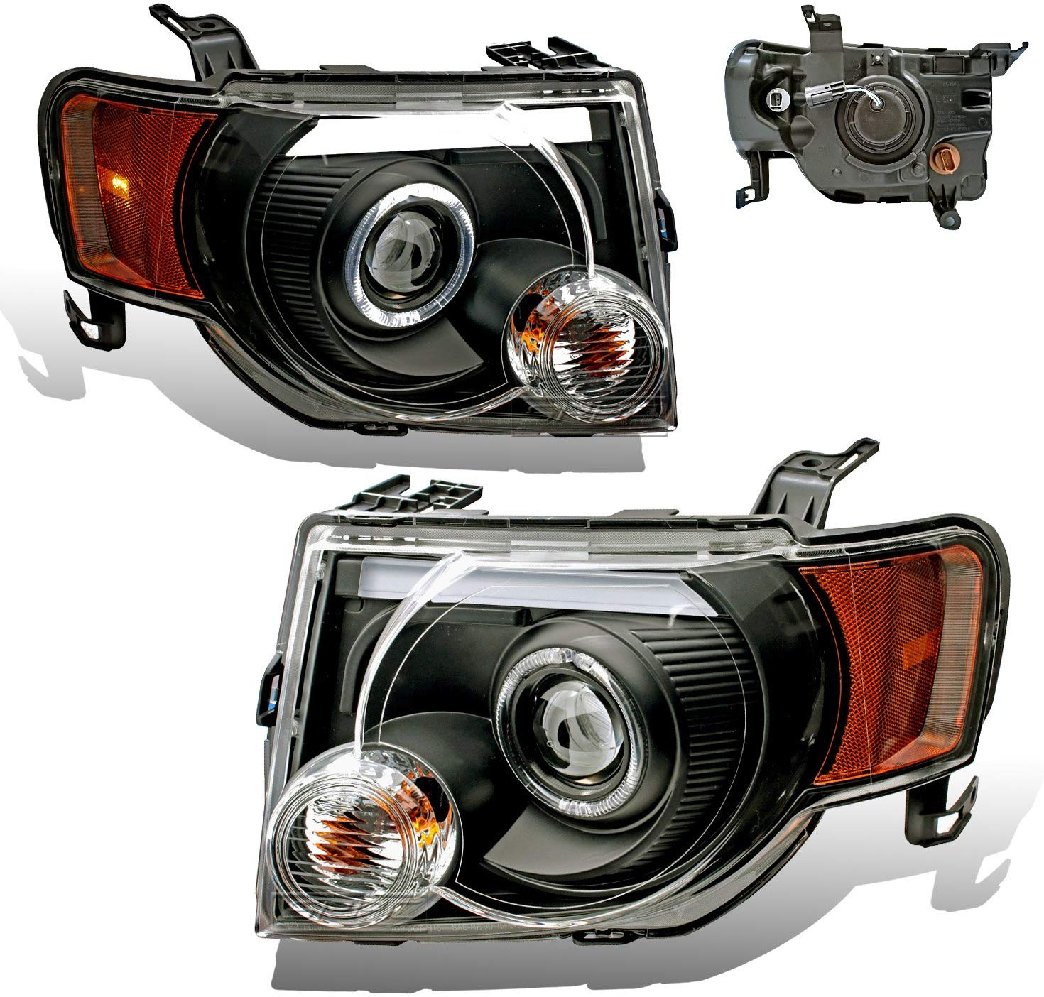 FULL LIGHTS - FORD ESCAPE 2008