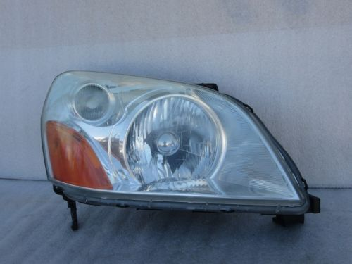 CLEAN USED PILOT 2003 HEADLIGHT SET