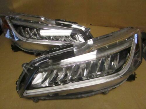 AMERICAN USED ACCORD 2016 HEADLIGHT SET