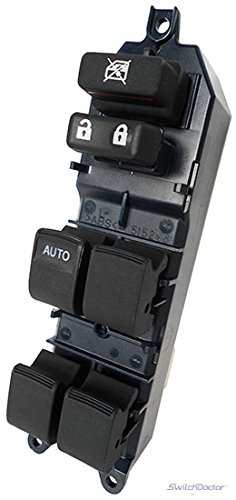 Power window Switch Front Left Driver Side fits for Toyota Avensis