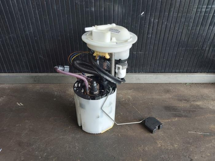 fairly used american fuel pump