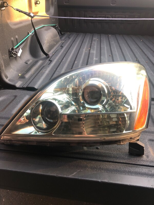 fairly used american used headlight