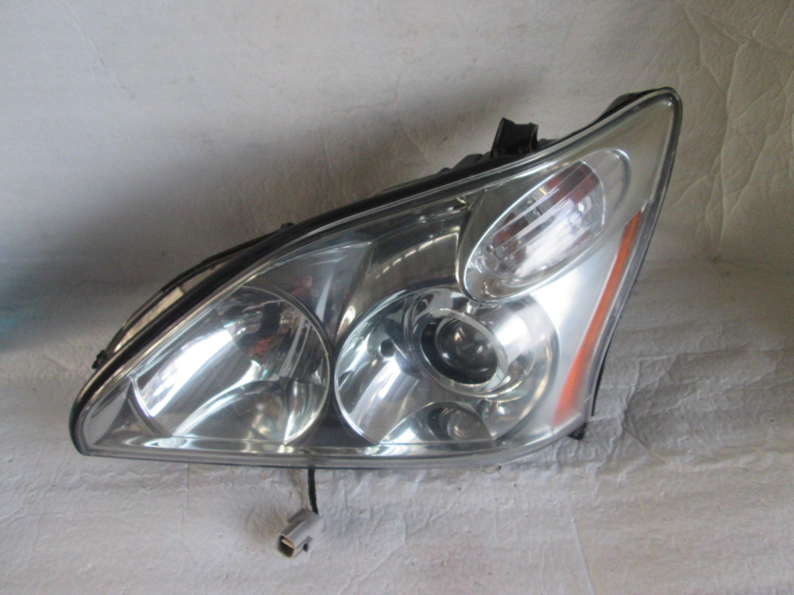 AMERICAN USED RX330 2008 HEADLIGHT SET