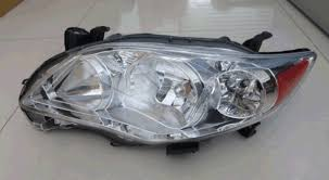 fairly used belgium headlight