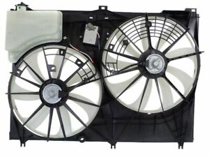 Clean Fairly Used Radiator and Fan