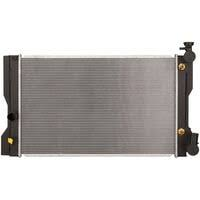 FAIRLY USED RADIATOR WITH FAN