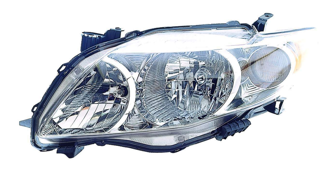 OEM Headlight -  Mercedes Benz 2008-2014 C300, 2007-2014 C350