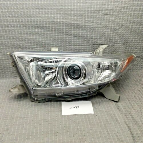 EUROPE USED HIGHLANDER 2012 HEADLIGHT SET